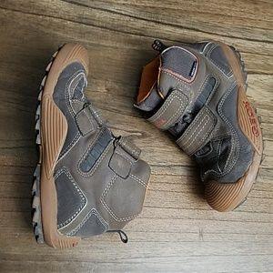 entrar Forma del barco encerrar  Geox Shoes | Geox Tex Jr Savage B Abx Boys Ankle Boots | Poshmark